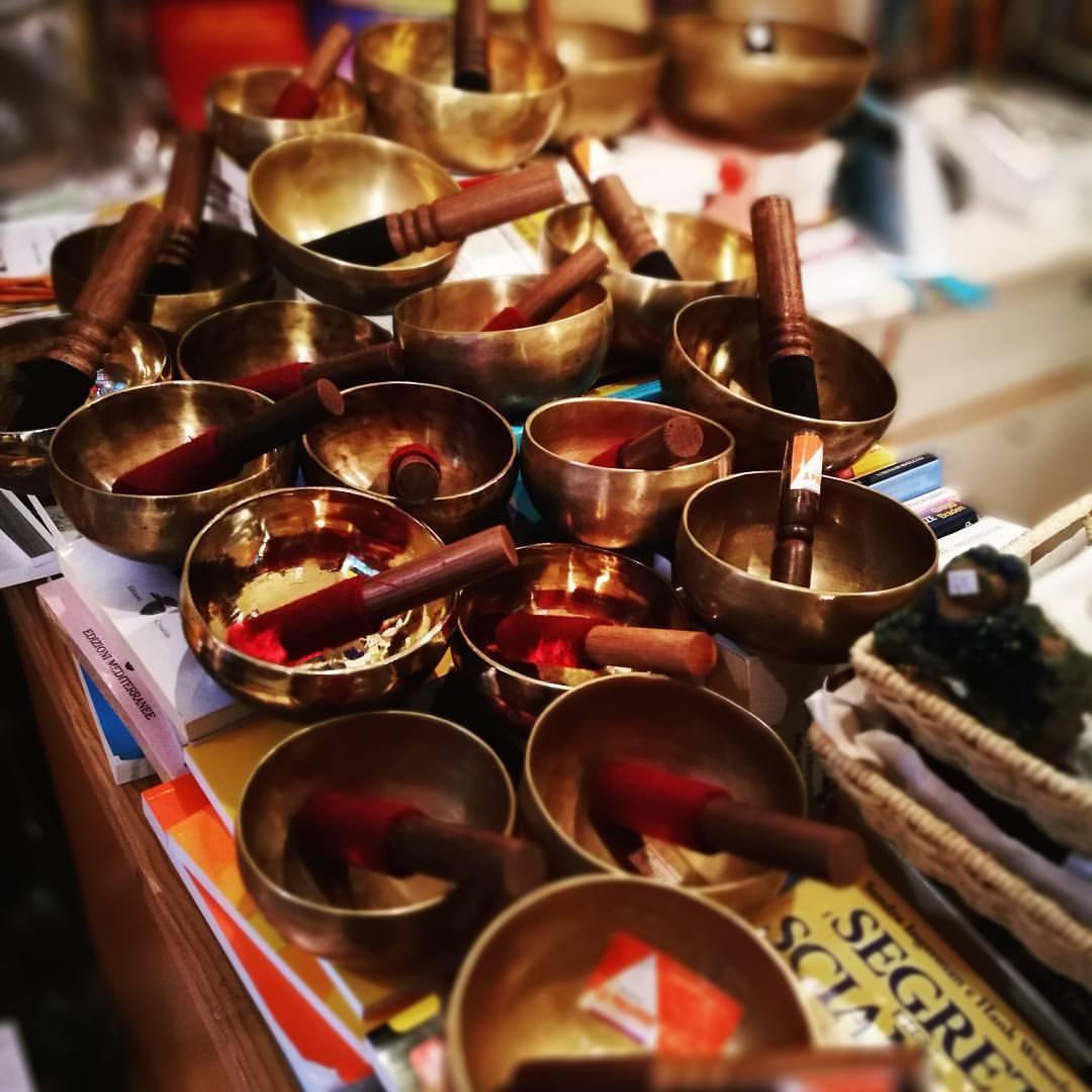 Campane tibetane e altri strumenti