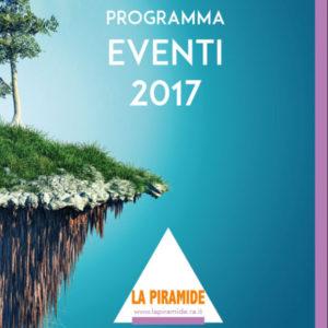 Calendario 2017 Eventi La Piramide