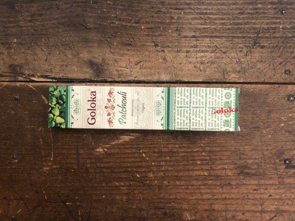 Goloka Patchouli 15 gr