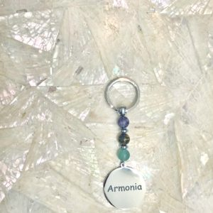 Portachiavi Energy Stones - Armonia