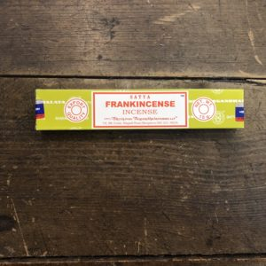 Incenso Satya Frankincense 15 gr