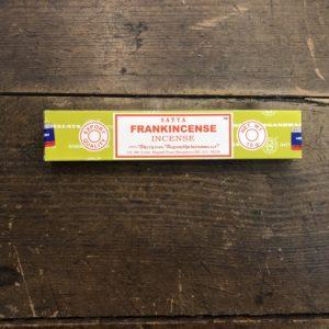 Incenso Satya Frankincense 15 gr