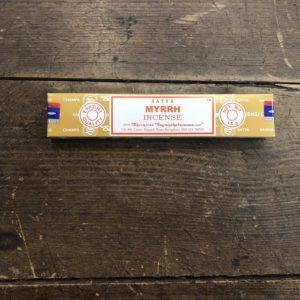 Satya Myrrh 15 gr