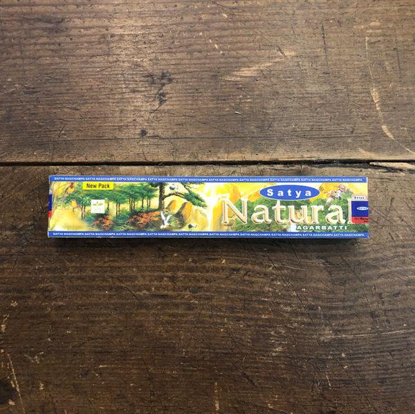 Incenso Satya Natural 15 gr