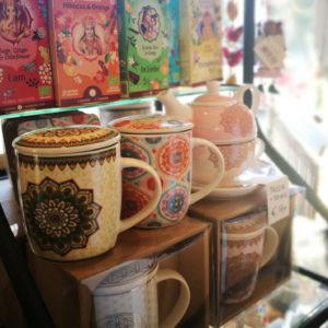 Accessori per l'ora del tè