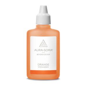 Pomander 25ml - Orange Protezione nelle regressioni e guarigione della linea del tempo