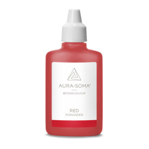 Pomander 25ml - Red Riequilibrio delle Energie