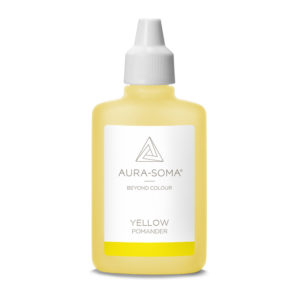 Pomander 25ml - Yellow Energia della Luce Solare e Assimilazione