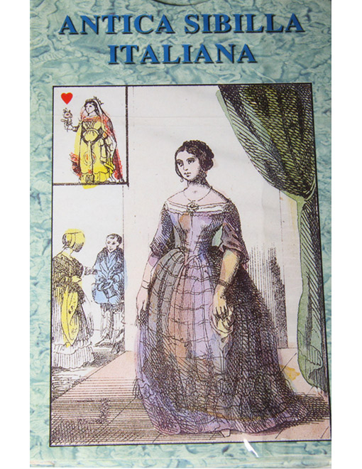 Antica sibilla italiana