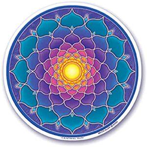 Adesivo Sole Centrale