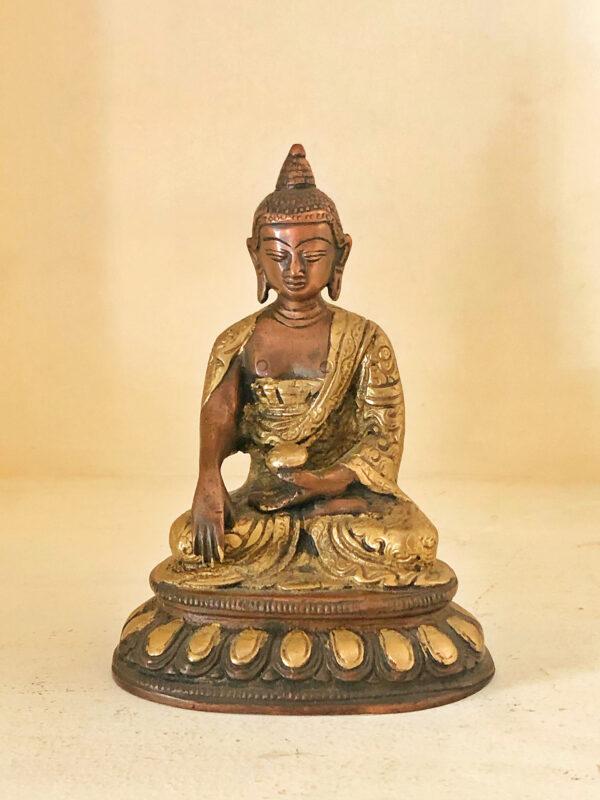 Buddha Sakyamuni in Ottone