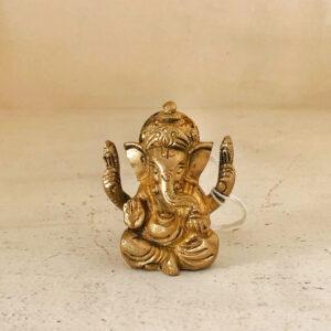 Ganesh ottone 5cm
