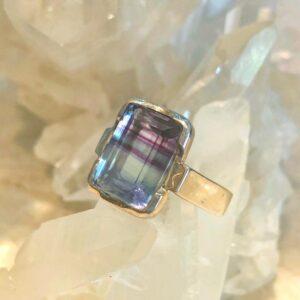 anello Fluorite