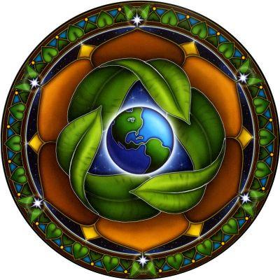 Adesivo Gaia Conservation