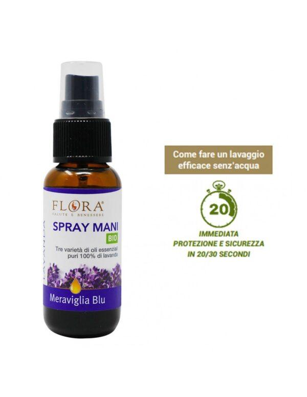 Spray Lava mani Lavanda