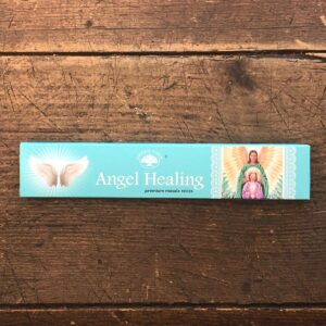 Green Tree Angel Healing