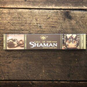 Green Tree Call of the Shaman
