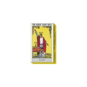 The Rider Tarot Deck - Tarocchi Rider Waite