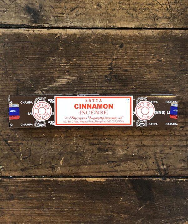 Satya Cinnamon