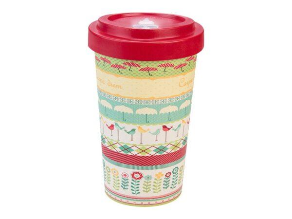 Bamboo Cup Carpe Diem