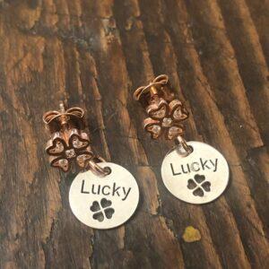 Orecchini Lucky