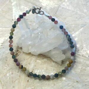 Bracciale Tormalina Multicolor