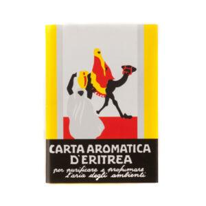 Carta d'Eritrea 24 listelli esterno