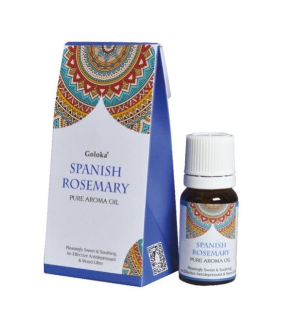 Olio essenziale Goloka Spanish Rosemary