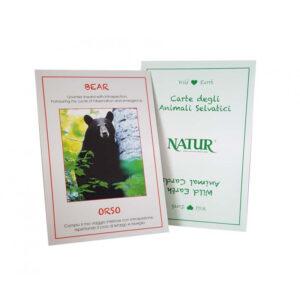 Le carte degli animali selvatici