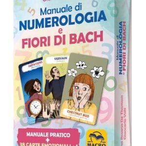 Manuale di Numerologia e Fiori di Bach
