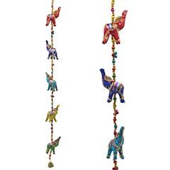 Ghirlanda Decorativa - Elefante