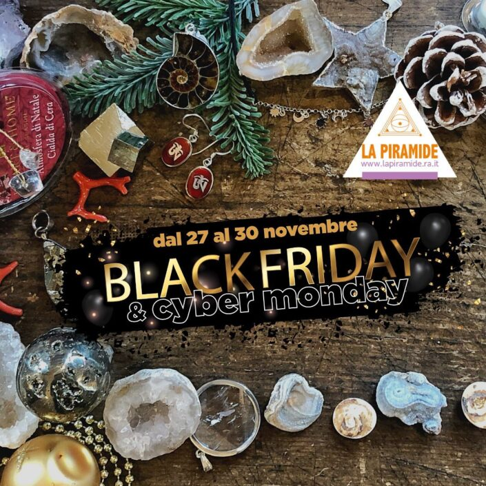 Black Friday & Cyber Monday 2020