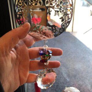 Albero della Vita 7 cristalli e diadema