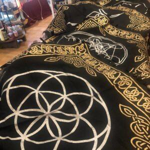 Teli 60x60 cm simbologia sacra