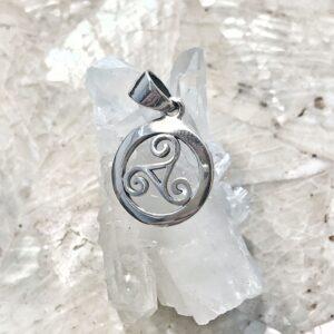 Ciondolo Trsikel argento