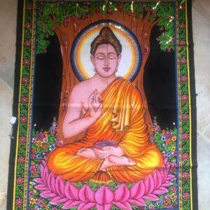 TELO BUDDHA Albero della Bodhi