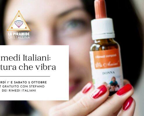 I Rimedi Italiani: test gratuito con Stefano